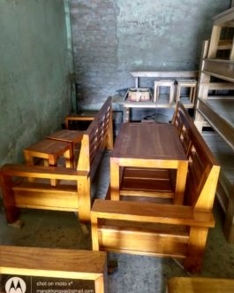 Long Bench Set Khat Rs.33000/-
