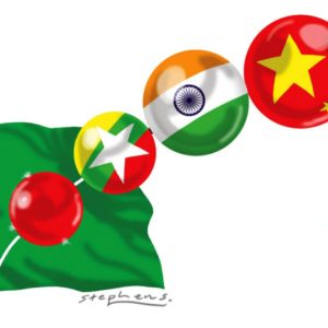 China views Myanmar as a gateway to the Indian Ocean, but concerns remain