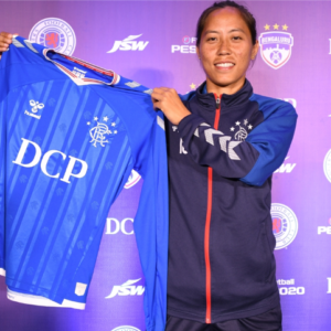 From Manipur to Scotland Meet Bala Devi, India's first woman to play professional football broad