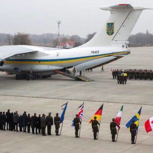 Bodies of Ukrainian victims of downed plane repatriated from Iran