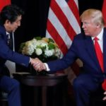 Trump marks US-Japan security pact with call for stronger, deeper alliance