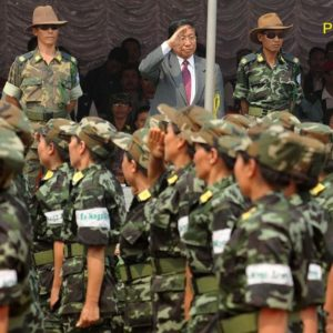 KSO alleges State Govt, Assam Rifles of being soft on NSNC (IM)
