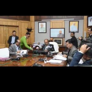 7 UGC pay for College Teachers of Manipur has been approved by the Cabinet today.