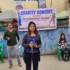 CHARITY CONCERT -Jointly Organised by: KKL TUIBONG BLOCK & JOINT KUKI ARTISTE.