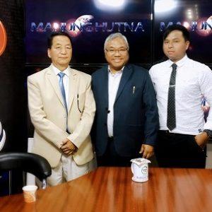 Impact Tv Kuki Edition | Agenda Manipur Separate Land Law for Hill Areas – Pu Tongmang Haokip IRS Retired 2) Pu Dr.R.Sanga Social Activist