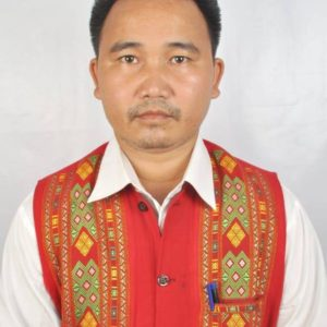 (L)Pu Palal Haokip, Former President HSO,Ghq 3rd Death anniversary Observation