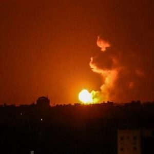 Israeli military says 2 Gaza rockets hit southern Israel