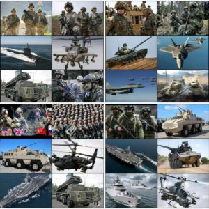 TOP 10 MOST POWERFUL COUNTRIES IN TERMS OF MILITARY IN THE WORLD