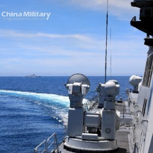 Chinese Defense Ministry slams Pentagon for South China Sea drill accusation 0 (0)