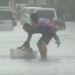 Japan braces for more heavy rain as death toll rises to 66 0 (0)