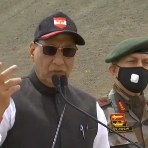 Talks with China on border standoff progressing but can't guarantee what extent it will be resolved: Rajnath