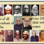 LIST OF THE PRESIDENT OF INDIA | VAIPHEI TAWNGSUA✍🏻 La Nam Chawi Sang In