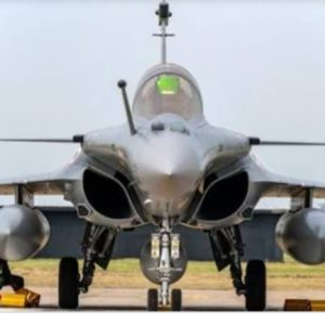 Rafale Jets alighted in india