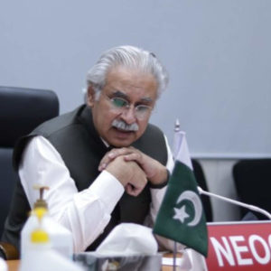 Pakistan's Health Minister Tests Positive For COVID-19