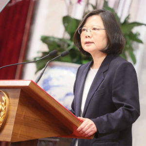 TAIWAN OPENS OFFICE FOR THOSE FLEEING HONG KONG AFTER CHINA'S NEW SECURITY LAW