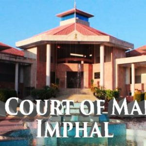 Manipur High Court: Today's Total Numbers 13 Disqualification Cases regarding Speaker and MLAs.