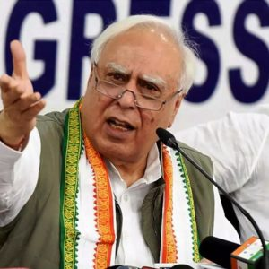 Defectors should be banned from holding public office for 5 years, fighting next poll: Sibal