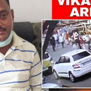 BREAKING NEWS: Gangster Vikas Dubey arrested in Ujjain