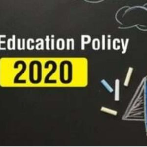 INDIA'S NEW EDUCATION POLICY
