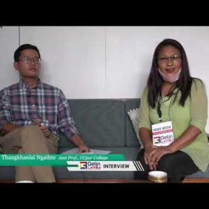 New National Education Policy 2020 | Interview with Thangkhanlal Ngaihte Asst.Prof. Churachandpur College