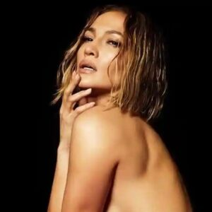 Jennifer Lopez poses completely nude for new single 'In The Morning'.