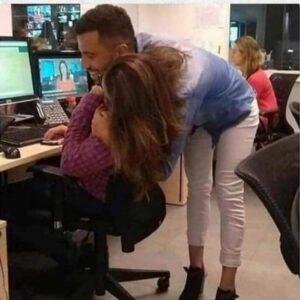 I Thought He Was Wearing The Heels – Optical ILLusion