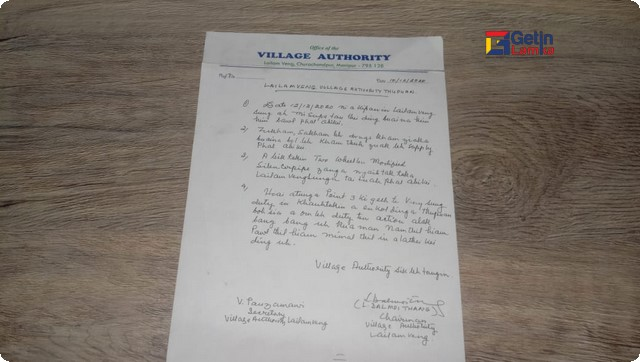 You are currently viewing LAILAM VENG VILLAGE AUTHORITY THUPUAN