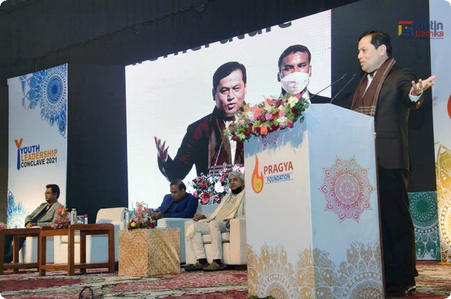 You are currently viewing CM Sonowal urges youth to dedicate for nation building
