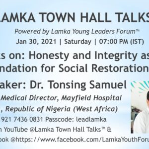 LAMKA TOWN HALL TALKS™ | Episode 01