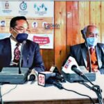 RIMS, JNIMS, Shija directors to take first shots said P.Vaiphei IAS, Additional Chief Secretary(Health)