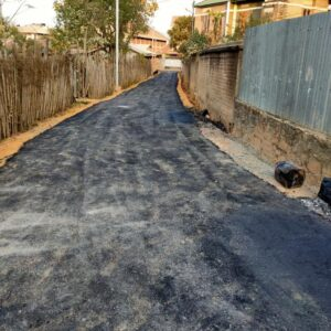 BJP goverment working non stop,Constructing Roads and more