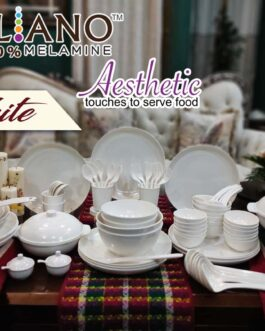 italiano dinner set- 81 Rs.4500/-