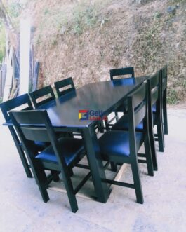 Dinning table Set -8 chair | Rs.42000 | Design a chaum dung zui ah aman le chuam | order bawl thei zing ahi.