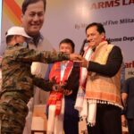 Breaking News | Over one thousand Assam militants join mainstream