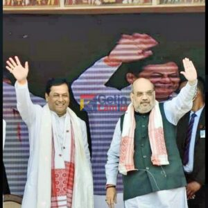 BJP to fight for 92 seats in Assam assembly elections