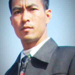 GINDAN DIHLOU By: Pastor M. Thangboi Zou