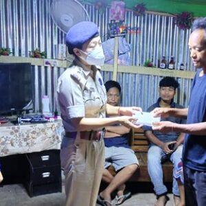 SP Bishnupur in S.Bualjang,CCpur ah damlo ve