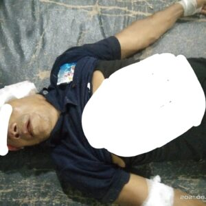 Hit – and -run case reported (26.08.2021) CCP PS has taken up FIR